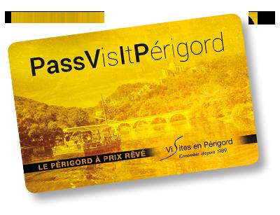 Acheter Le PassVisItPerigord Utilisable Des Lendemain De Votre Achat